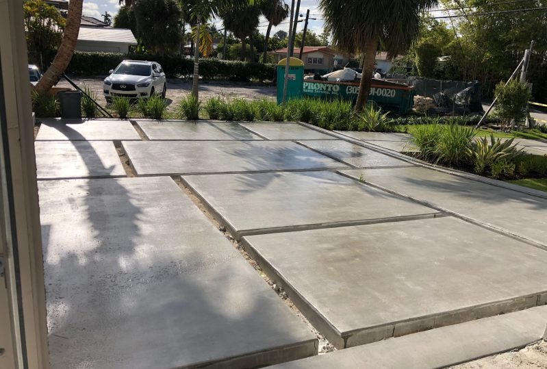 Slab Concrete